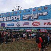 Photo taken at Pukkelpop by Niels D. on 8/15/2013