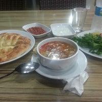 Photo taken at Celikler Kebab pide by Baris Ş. on 9/28/2013