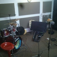 Photo taken at Studio Acoustic by Robert M. on 6/1/2013