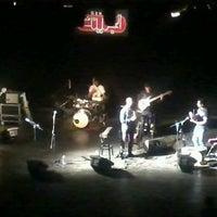 Photo taken at El Genaina Theatre by Hazem A. on 5/18/2013