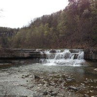 Photo taken at Taughannock Falls State Park by Stoph's on 4/30/2013