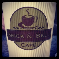 Foto diambil di Brick & Bell Cafe - La Jolla oleh Lauren K. pada 1/28/2013