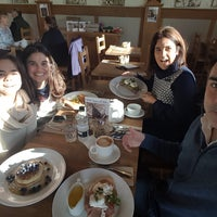 Photo taken at Cobbs Farm Shop and Restaurant by Tiago R. on 2/20/2017