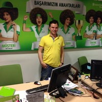 Photo taken at Garanti Odeme Sistemleri (Mecidiyekoy) by Arslan Ç. on 4/26/2014
