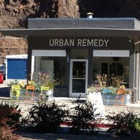 Photo taken at Urban Remedy by Michael W. on 9/15/2013
