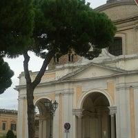Photo taken at Piazza Duomo by Viki S. on 9/15/2013