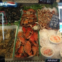Photo taken at Ippolito's Seafood by Jeremy J. on 5/22/2013