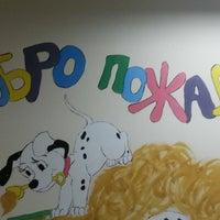 Photo taken at Академия Детства by Alena T. on 1/16/2015