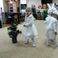 Photo taken at Академия Детства by Alena T. on 12/21/2014
