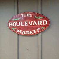 Photo taken at Boulevard Market by Douglas B. on 9/12/2013
