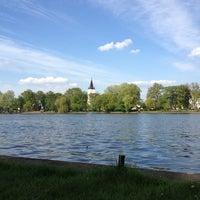 Foto tomada en Treptower Park por Helmut A. el 5/5/2013