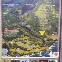 Photo taken at 7 Sacred Pools @ Haleakala State Park by tony r. on 9/8/2017