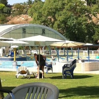 Photo taken at Reut Water Park by אריאל כ. on 8/20/2011
