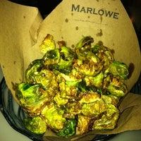 รูปภาพถ่ายที่ Marlowe โดย J S. เมื่อ 9/21/2011