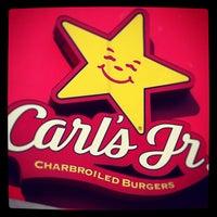 Foto tomada en Carl's Jr por Chema B. el 1/26/2012