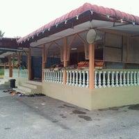 Photo taken at Masjid Kampung Batu Matang by Jimon R. on 8/30/2011