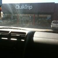 Photo taken at QuikTrip by Jessy M. on 2/11/2012