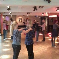 Photo taken at DanceMasters Ronald & Mieke De Vos by Stan K. on 11/30/2011