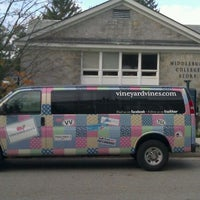 Photo taken at Middlebury College Bookstore by vineyard vines M. on 9/30/2011