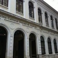 Foto tirada no(a) Oficina Cultural Oswald de Andrade por Marcelo K. em 7/30/2011