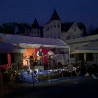 Photo taken at Before the Bridge Music Festival by Serena on 9/24/2011