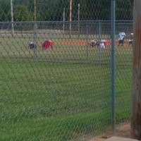 Photo taken at Rum Creek Jonesboro Field by christal j. on 8/18/2011