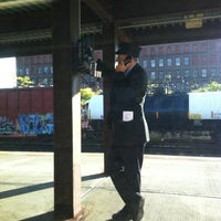 Photo taken at MBTA Lowell Station by Raam D. on 8/9/2011