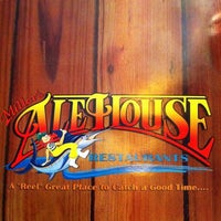 Photo taken at Miller's Ale House - Lake Buena Vista by Allen W. on 12/21/2010