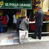 Photo taken at El Pollo Grande by Kote K. on 9/3/2011