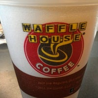 Photo taken at Waffle House by Alexandra H. on 3/11/2012