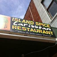 Photo taken at Island Spice Caribbean Restaurant by Tony M. on 3/6/2012