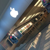 Photo taken at Apple Cherry Hill by Joey O. on 6/4/2013
