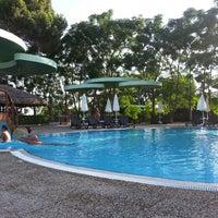 Photo taken at Gloria Verde Resort pool by Zoryana Z. on 7/6/2013