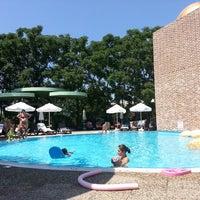 Photo taken at Gloria Verde Resort pool by Zoryana Z. on 7/8/2013