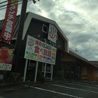 Photo taken at 焼肉じゃんじゃん亭 川越店 by Satiko M. on 8/28/2016