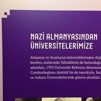 Photo taken at 500. Yıl Vakfı Türk Musevileri Müzesi by Şahika Ş. on 3/2/2017