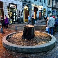 Foto scattata a Piazza dell'Alberone da Marco C. il 11/7/2014