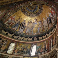 Photo taken at Basilica S.Cosma e Damiano by Marco C. on 12/11/2016