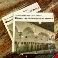 Photo taken at Museo per la Memoria di Ustica by Marco C. on 4/25/2016