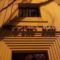 Photo taken at Virasoro Bar by Chino C. on 10/3/2012