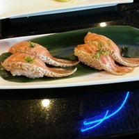 Photo taken at Fujiyama Sushi & Yakitori Bar by Melissa L. on 5/31/2013