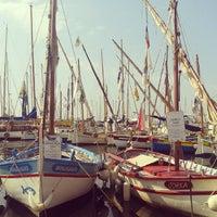 Photo taken at Sanary-sur-Mer by Teresinha on 8/24/2013