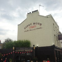 Photo taken at The Gipsy Moth by Anar N. on 5/31/2013