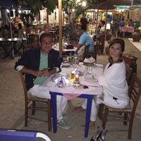 Photo taken at Taverna Sakis by Paşa Ü. on 7/8/2016