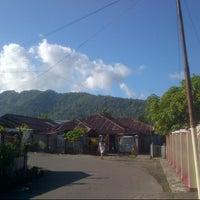 Photo taken at Tahuna, Sulawesi Utara by Surya p. on 5/11/2015