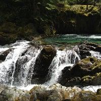 Photo taken at Opal Creek by Juli S. on 5/17/2013