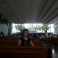 Photo taken at Salão Paroquial - Igreja Do Morro da Conceição by Jéssica L. on 3/23/2014