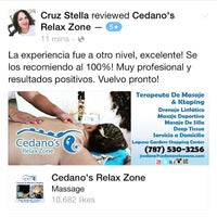 Photo taken at Cedano's Relax Zone by Jose C. on 7/20/2015