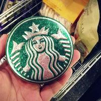Photo taken at Starbucks by Jun L. on 1/6/2013