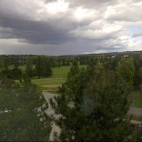 Photo taken at Nottawasaga Inn Resort & Conference Centre by John B. on 9/22/2012